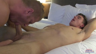 johnny v takes jj knight's huge cock