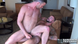 Alex Mason bottoms bare for Sean Duran