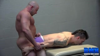 Sage Daniels bottoms bare for Shay Michaels