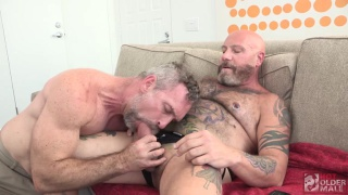 barebacking daddy Lucas and Peter Rough