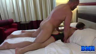 Chip Young gets fucked bareback by Tyler Reed