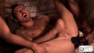 marco sessions gets fucked by black and arab dudes