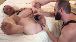 Bareback Daddies 2 with steve sommers