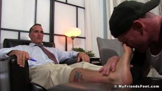 Sebastian Steele Foot Dominates Dev