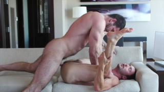 tea with billy with Billy Santoro and Colt Rivers