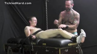 Buddy meyers wrapped in plastic and tickled
