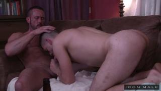 Myles Landon fucks young lad Josh Stone