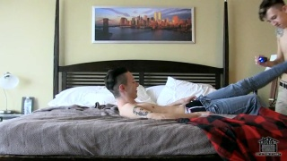 Bareback Boyfriends Film Their Fun