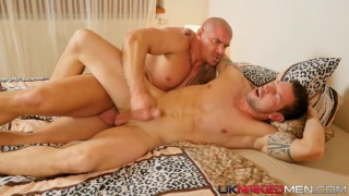 max bourne stuffs massive thick cock in rado zuska's ass