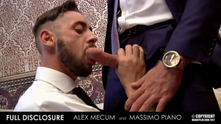 full disclosure with ALEX MECUM & MASSIMO PIANO