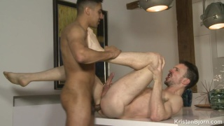 casting couch #366 with Mateo Sandoval and Salvador Mendoza