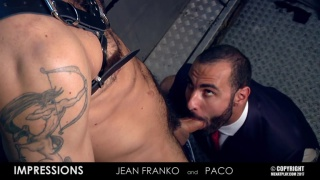FIRST IMPRESSIONS with Paco and Jean Franko
