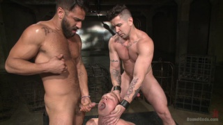 trenton ducati works over two slaves
