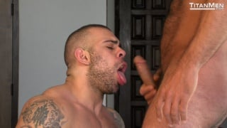 vinnie stefano fucks lorenzo flexx with dallas steele watches