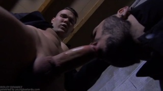Jordan Fox fucks marc humper