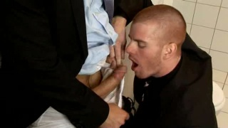 public bathroom glory hole gay sex