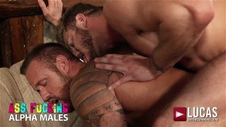 Ass-Fucking Alpha Males with BULROG, ACE ERA AND MICHAEL ROMAN