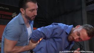 Jimmy Durano fucks Logan Moore