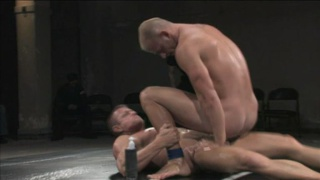 male wrestling for sex domination