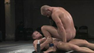 male wrestling for sex domination