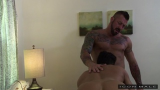 Hugh Hunter fucks Ethan Slade