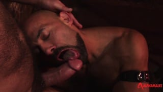 Rocky Torrez gets his hole filled by Carlo Cox