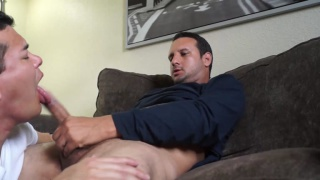 straight Factory Worker Noel Fucks gay guy's ass