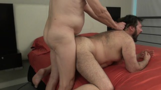 PLENTY OF DADDY DICK with Michelo and Javier