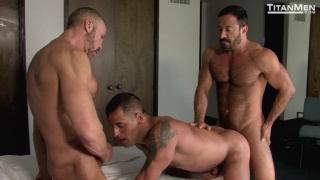 dallas steele & vinnie stefano top david benjamin