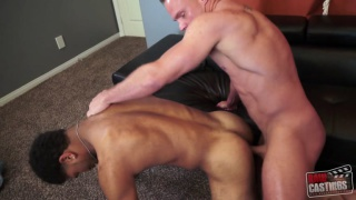 handsome stud pierre pierce does his porno audition