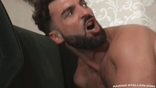 Antonio Miracle fucks Abraham Al Malek