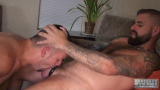Josh Stone bottoms for Jon Shield
