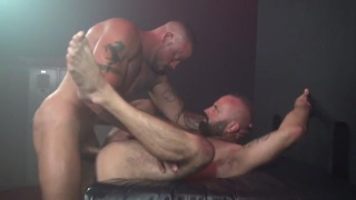 Raw Flip Fuck with Collin O'Neal and Sean Duran