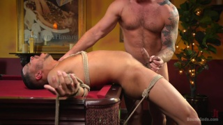 colby jansen trains kaden alexander in the arrangement