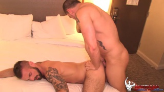 chris harder bottoms for joey d