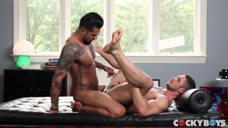 flip fuckers Boomer Banks and Dato Foland