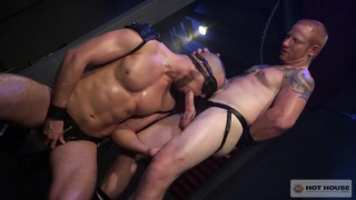 ginger master Jordan fucks Brendan Phillips