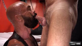 super-hot daddy-on-daddy action