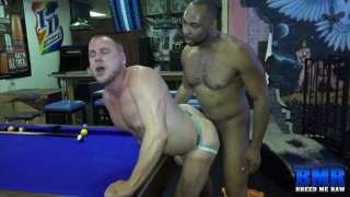 Tops vs Bottoms game of billiards