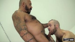 Alessio Romero bare fucks furry otter Reid Thrasher