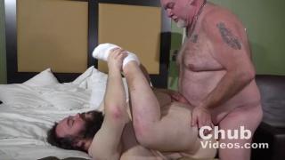 older trucker fucks a chub bottom