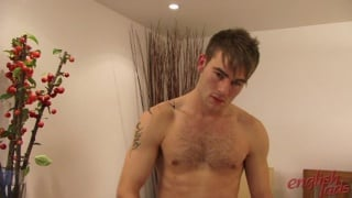 Stripper Deano shows straight body