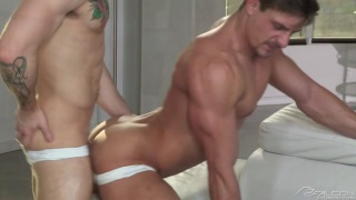 Sebastian Kross fucks Carter Dane