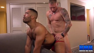 Tyler Griz bare fucks Trey Turner