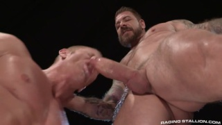 Rocco Steele fucks Johnny V