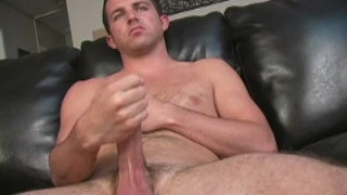 Jerk that great big college cock