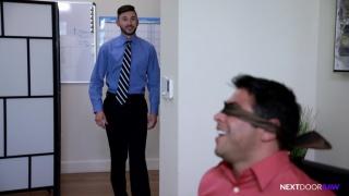 Scott Demarco fucks the cum out of Draven Navarro