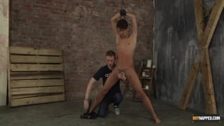 Flogged And Wanked Off