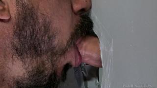 Alessio Romero fucks Brian Bonds in locker room