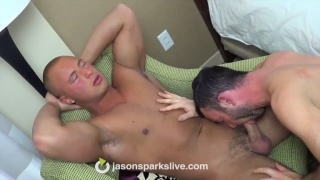 Dustin Tyler & Alex Mason at jason sparks live